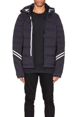 Canada Goose Black Label Hybridge CW Jacket in Black