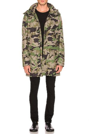 Canada Goose Crew Trench in Green
