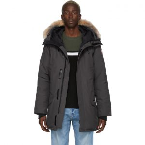 Canada Goose Grey Down Langford Parka