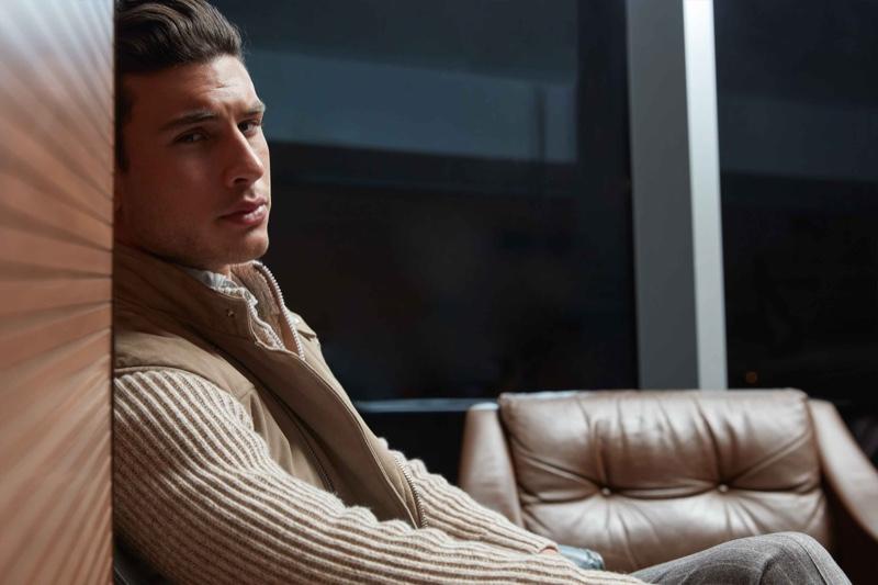 Mattia Narducci reunites with Eleventy for its fall-winter 2019 campaign.