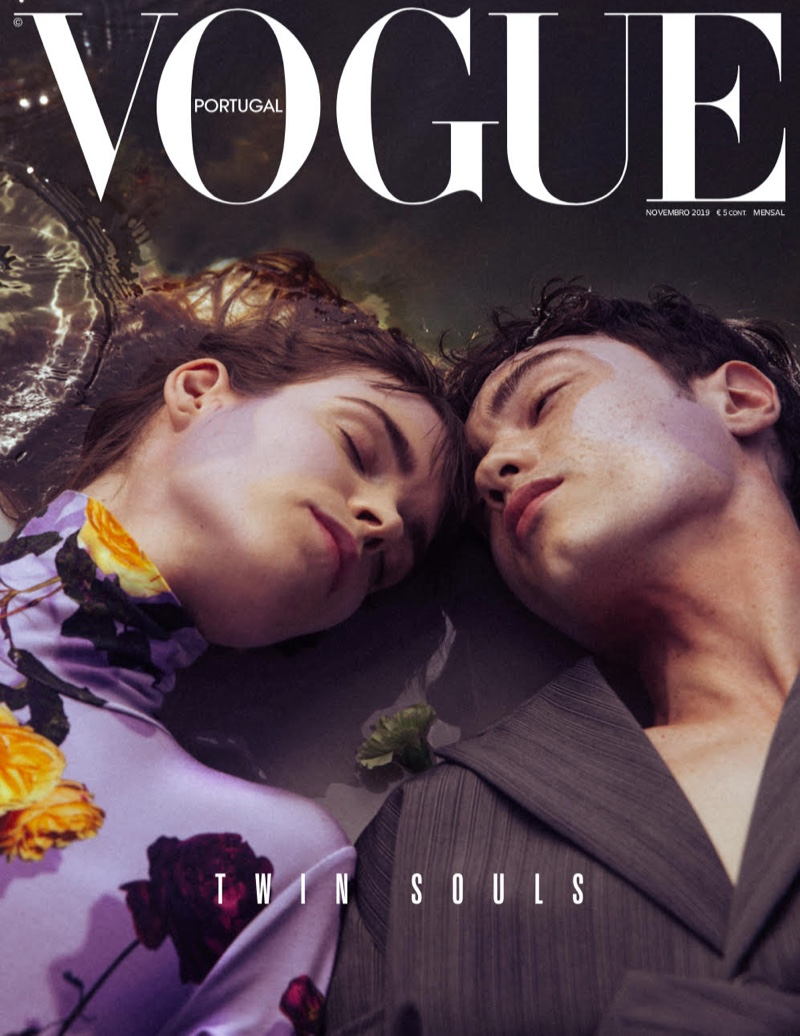 Wild River: Emile Couples with Meghan for Vogue Portugal