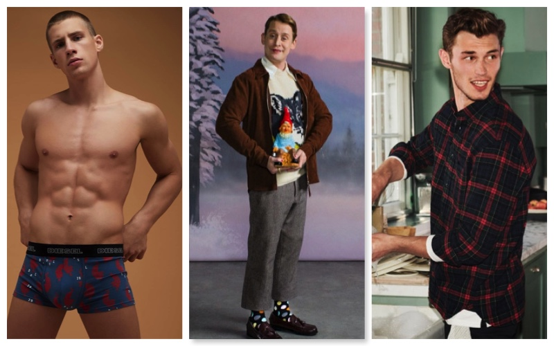 Week in Review: Augusta Alexander for Diesel, Macaulay Culkin x Happy Socks, H&M + More