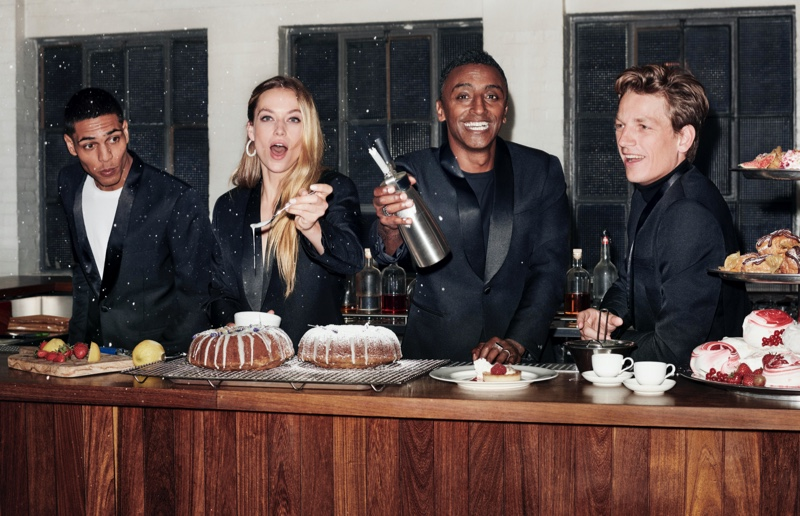 Marcus Samuelsson, Hugo Sauzay + More Connect with H&M for the Holidays