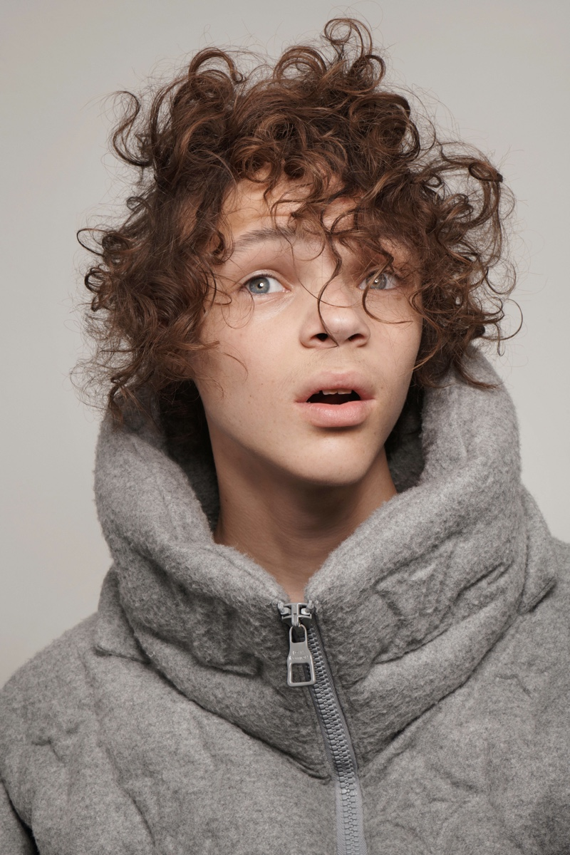 Huh: Samuel, Ethan, Hector + More for Hunger Magazine