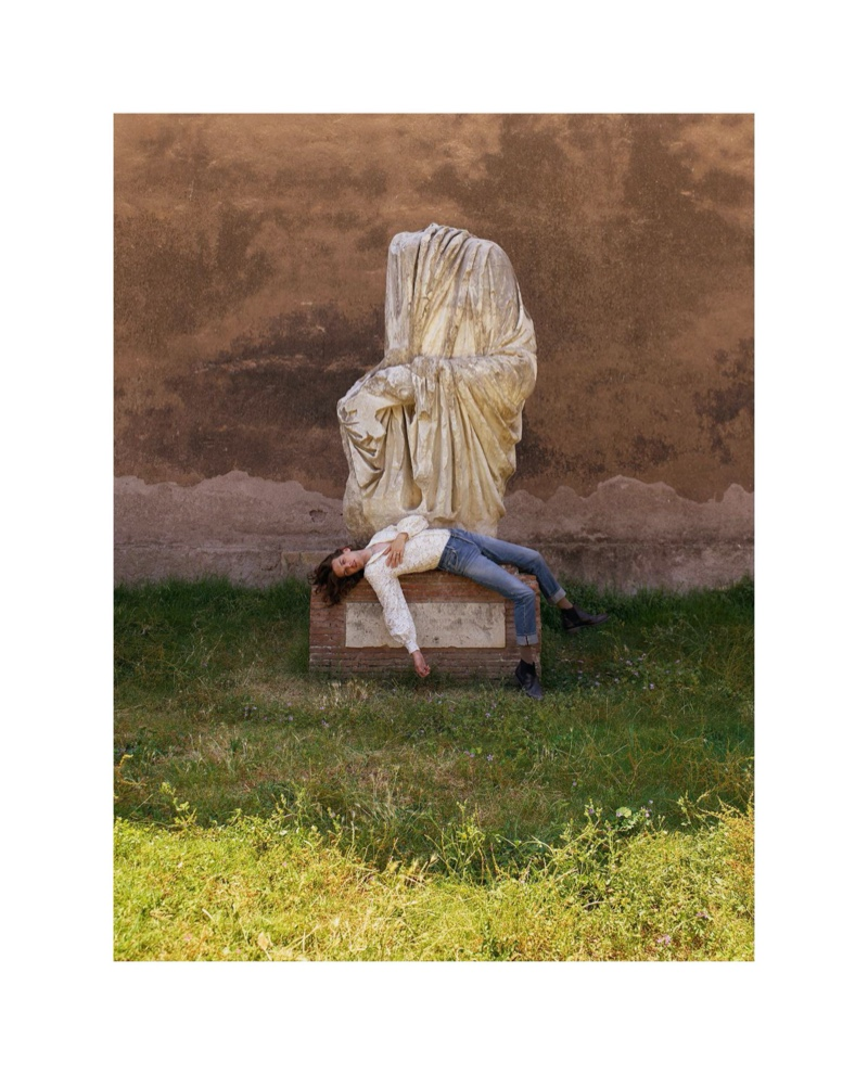 So Surreal: Efraim, Lorenzo & Sean for Icon Italia