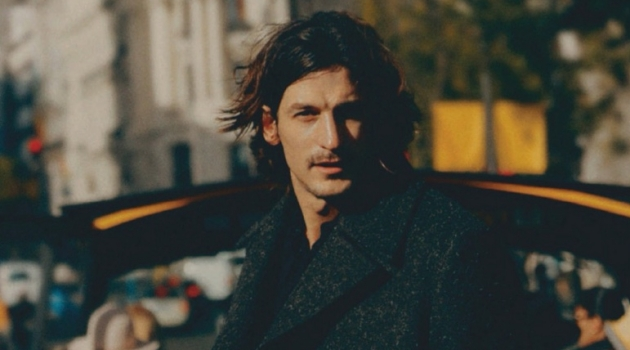 Jarrod Scott Explores Madrid with Esquire España