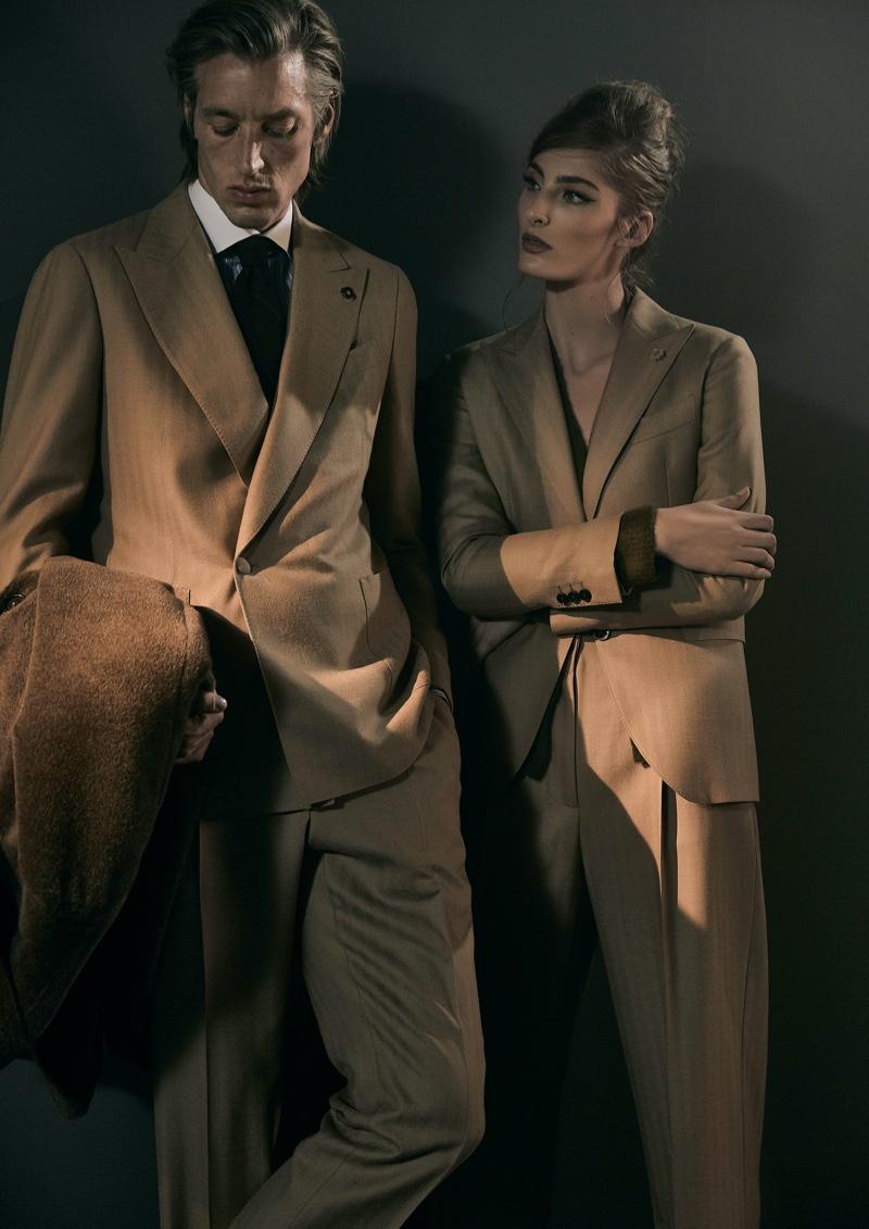 Joel Frampton Joins the Lardini Woman in 'Obsession'