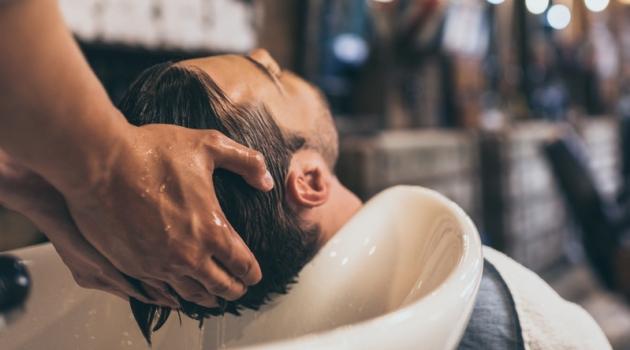 Man Hair Shampoo