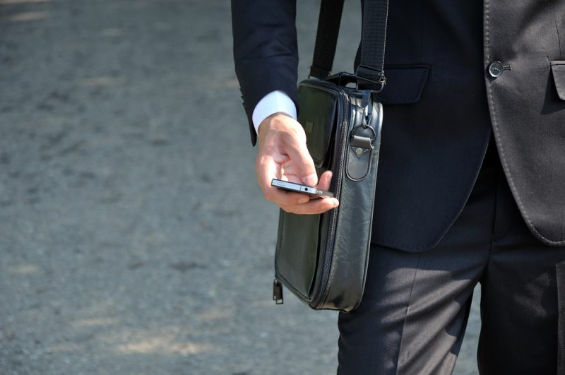 Man Shoulder Bag