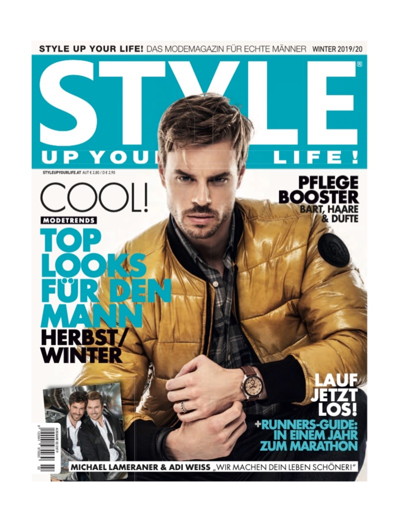 It's in the Mix: Martin Pichler for Style Up Your Life!
