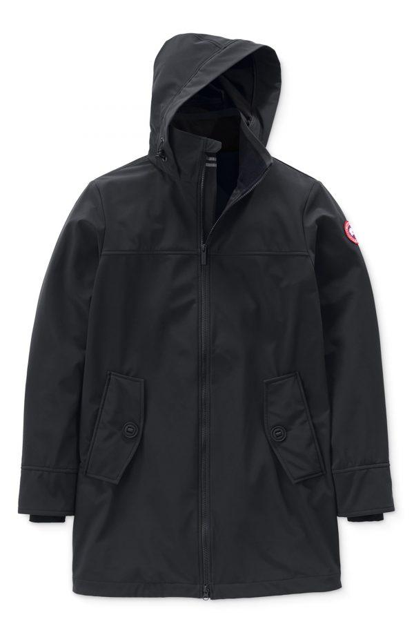 Men's Canada Goose Kent Slim Fit Windproof/waterproof Jacket, Size Large - Black