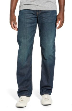 Men's Levi's 514(TM) Straight Leg Jeans, Size 28 x 30 - Blue