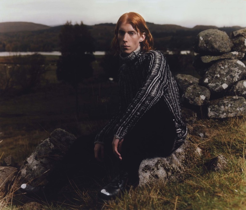 Let's Get Lost: Niall Walker for Browns Fashion