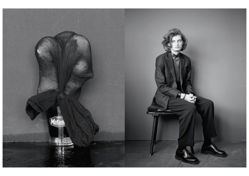 Gifting Suit: Casper, Benjamin + More for Numéro Homme Berlin