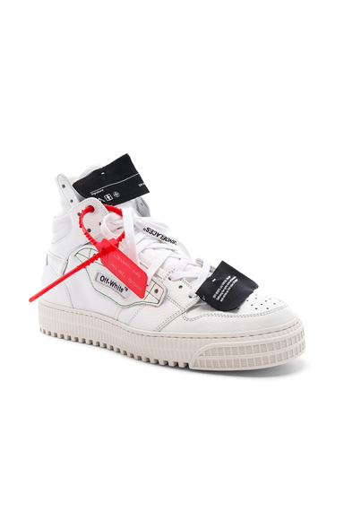 OFF-WHITE Off Court Sneaker in White