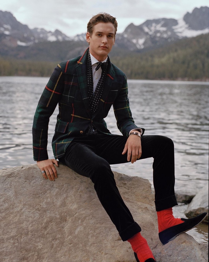 POLO Ralph Lauren Holiday 2019 Men's Collection | The
