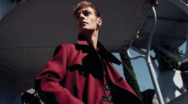 Lost World: Roberto Sipos for GQ China