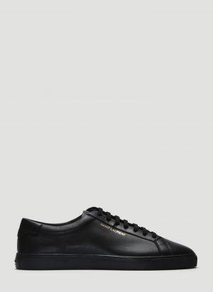 Saint Laurent Andy Moon Sneakers in Black size EU - 41
