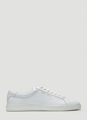 Saint Laurent Andy Moon Sneakers in White size EU - 41
