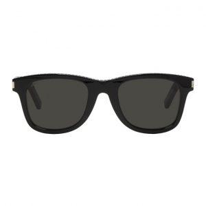 Saint Laurent Black Classic SL51 Studs Sunglasses