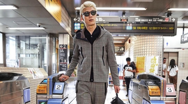 Todd Snyder Heads to Tokyo with Descente Collaboration