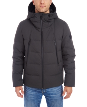 Vince Camuto Men S Hooded Puffer Jacket The Fashionisto