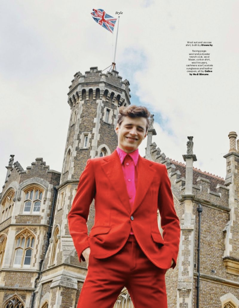 New Adventures of the Modern Dandy: Adrien for Esquire Singapore