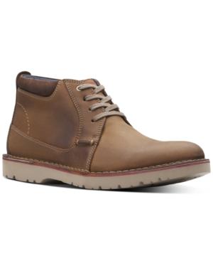 Clarks Men's Vargo Casual Chukka Boots Men's Shoes