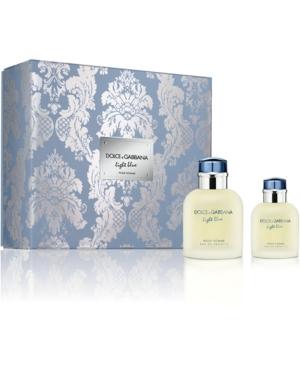 Dolce & Gabbana 2-Pc. Light Blue Pour Homme Jumbo Gift Set