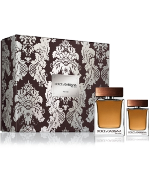 Dolce & Gabbana Men's 2-Pc. The One For Men Jumbo Gift Set