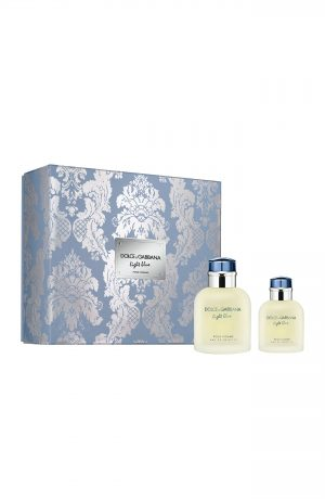 Dolce & gabbana Beauty Light Blue Pour Homme Eau De Toilette Set ($172 Value)