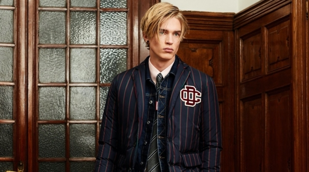 Dsquared2 Heads Back to School with Pre-Fall '20 Collection
