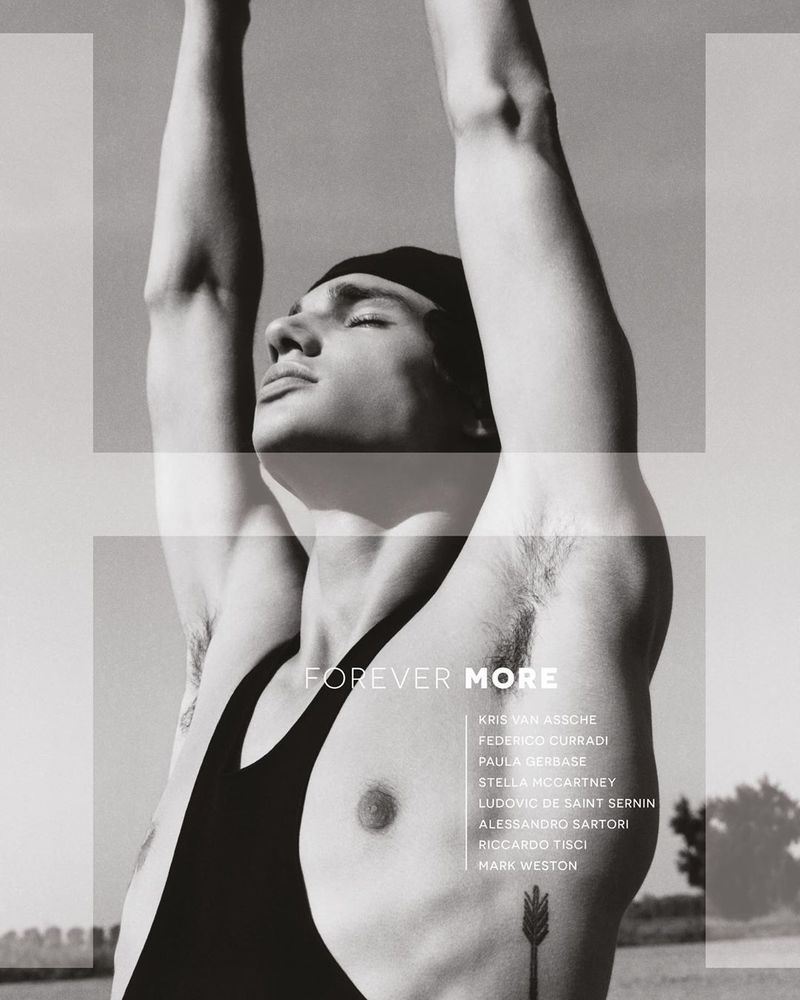 Fernando Lindez is Fashion-Forward for H Magazine