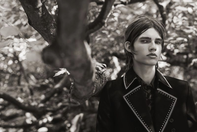 Louis & Lukas Star in Moody Story for H Magazine