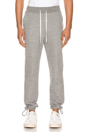 JOHN ELLIOTT Sochi Sweat Pants in Gray