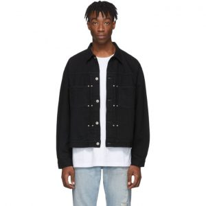 John Elliott Black Thumper Type II Jacket