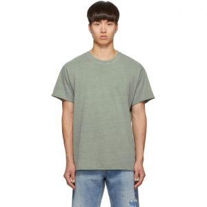 John Elliott Green Anti-Expo T-Shirt