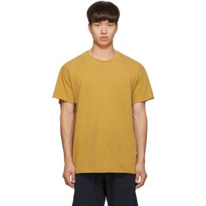 John Elliott Yellow Anti-Expo T-Shirt