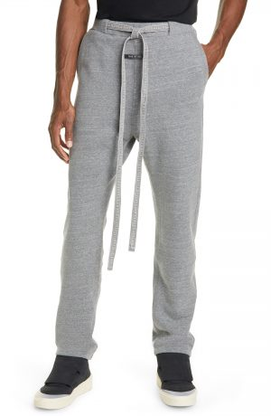 Men's Feaf Of God Relaxed Sweatpants, Size X-Small - Grey