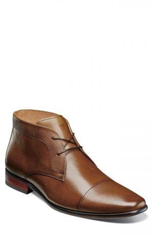 Men's Florsheim Postino Chukka Boot, Size 9.5 D - Brown