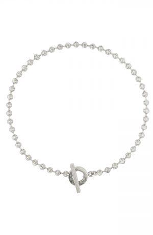 Men's Gucci Boule Toggle Necklace