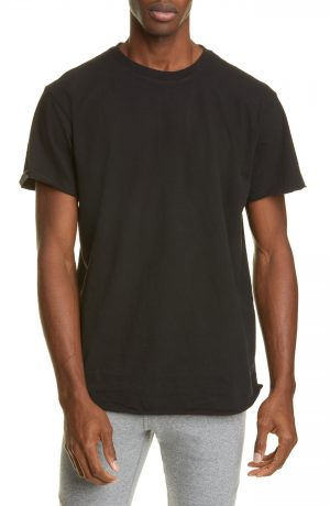 Men's John Elliott Anti Expo Raw Edge T-Shirt, Size X-Small - Black