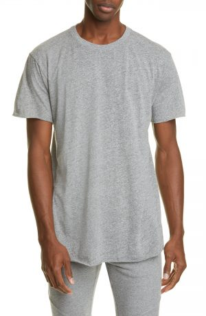 Men's John Elliott Anti Expo Raw Edge T-Shirt, Size X-Small - Grey