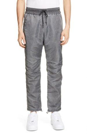 Men's John Elliott Himalayan Pants, Size Medium - Black