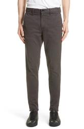 Men's Rag & Bone Fit 1 Skinny Fit Chinos, Size 38 - Grey