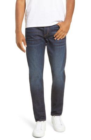 Men's Rag & Bone Fit 1 Skinny Fit Jeans, Size 28 - Blue