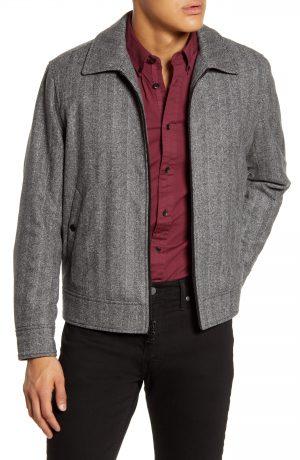 Men's Rag & Bone Slim Fit Garage Jacket, Size Small - Black
