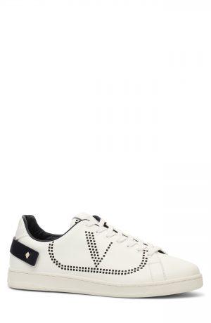 Men's Valentino Garavani Net V Sneaker, Size 13US / 46EU - White