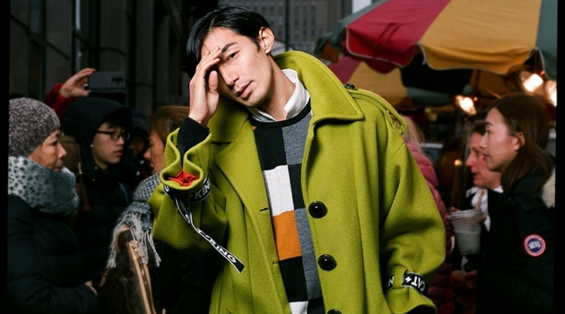 Fashionisto Exclusive: Naoki Sumiya photographed by Kyna Marie