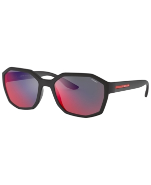 Prada Linea Rossa Sunglasses, Ps 02VS 57